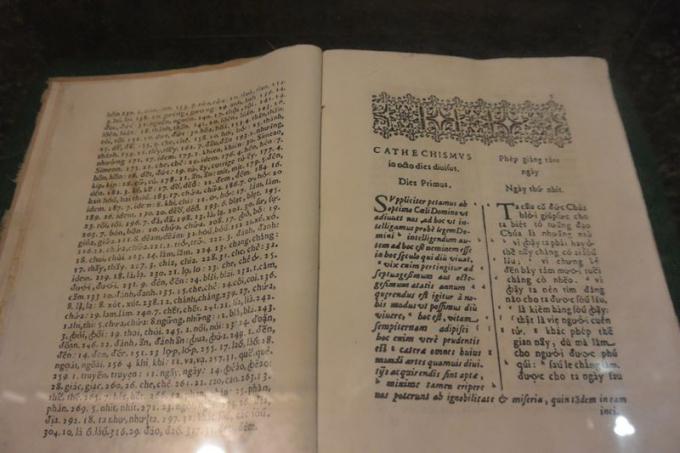 Chuyện ít người biết về cuốn sách chữ Quốc ngữ đầu tiên