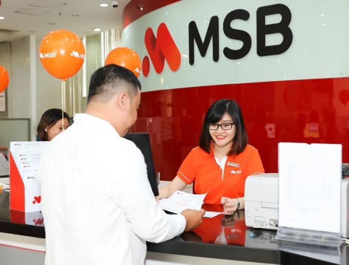 Hoạt động giao dịch tại MSB