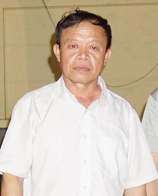 Sau hơn 5 năm lẩn trốn, Hoàng Văn Hải đã phải tra tay vào còng về quê thụ án
