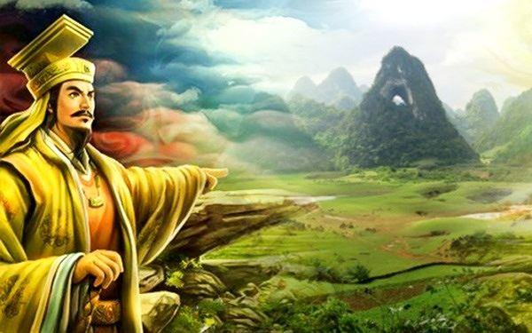 Mảnh đất Tam Vua Nhị Chúa