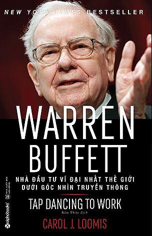 Warren Bufett - ông chủ của những cuốn sách về đầu tư bán chạy nhất tại Mỹ