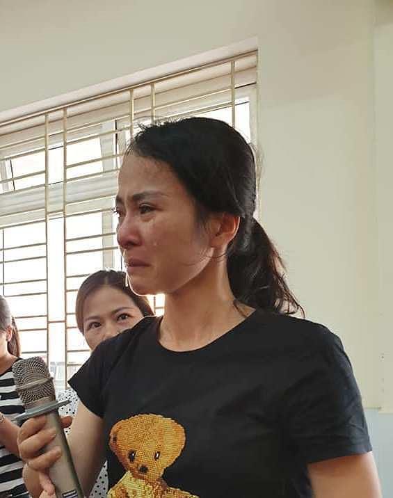 Giọt nước mắt muộn màng của cô Trang