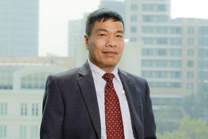 Ông Cao Xuân Ninh