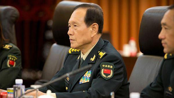 Bộ trưởng Quốc phòng Trung Quốc.