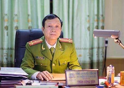 Thượng tá Trần Công Dân, Phó Trưởng Công an huyện Tiền Hải, Phó Thủ trưởng Cơ quan CSĐT