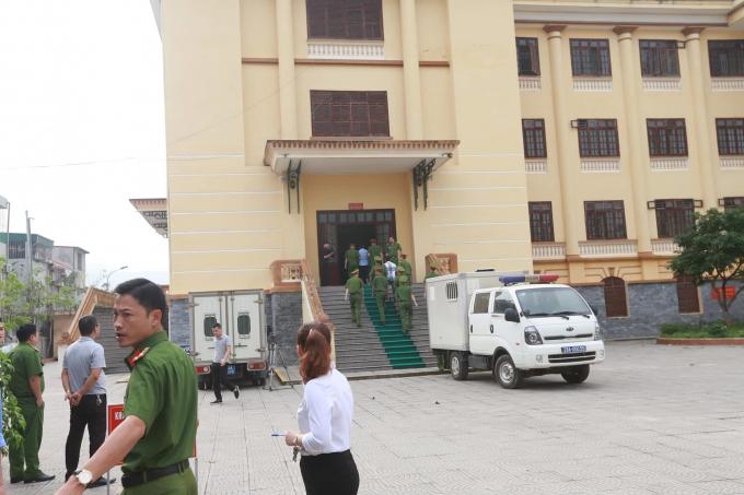 Phiên tòa xét xử phúc thẩm Hoàng Công Lương ngày 13/5 bị hoãn sau khi nhiều người liên quan vắng mặt
