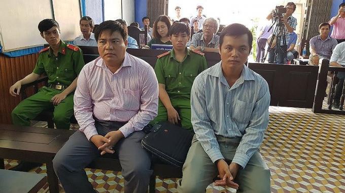 Ba năm nay ông Phương và ông Thanh kêu oan, mong mỏi cơ quan Trung ương vào cuộc làm minh bạch sự việc