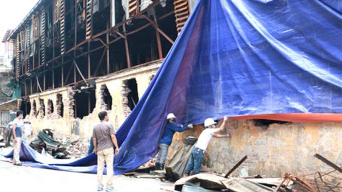Vụ hỏa hoạn Công ty Rạng Đông đã gây ra sự cố môi trường
