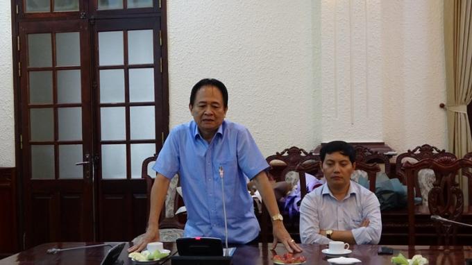 Phó Tổng Biên tập thường trực Đặng Ngọc Luyến chia tay với Bộ Tư pháp, với Báo PLVN