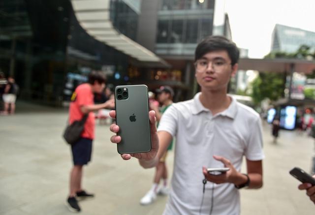 iPhone là sản phẩm có sức hút rất lớn đối với người yêu công nghệ.