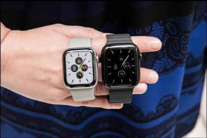 """Apple đang dẫn đầu và bỏ xa các """"đối thủ"""" trên thị trường smartwatch"""