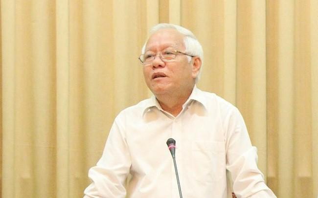 Ông Lê Hoàng Quân, Nguyên Chủ tịch UBND Thành phố Hồ Chí Minh.