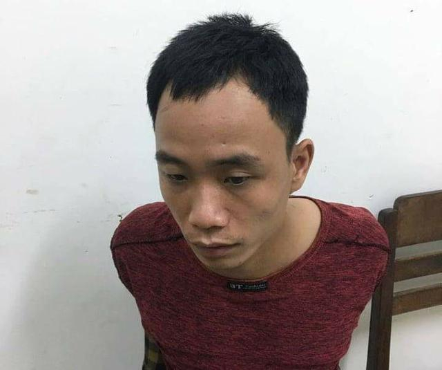Nguyễn Hữu Việt tại Cơ quan Công an TP HCM