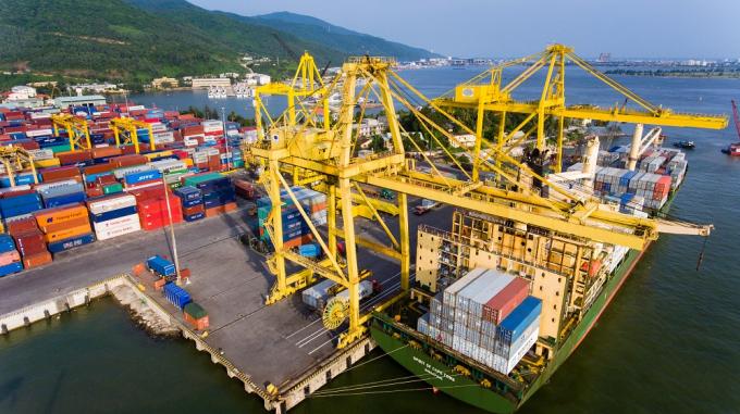 Hàng hải là ngành kinh tế quan trọng của đất nước