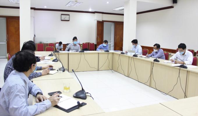 Cục Hàng hải Việt Nam họp trực tuyến bàn biện pháp đồng lòng, chung sức, nỗ lực chống dịch Covid-19