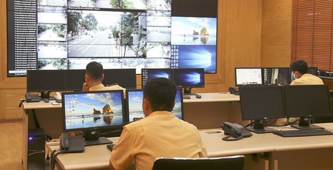 Phú Thọ xử phạt 200 trường hợp vi phạm ATGT qua hệ thống Camera.