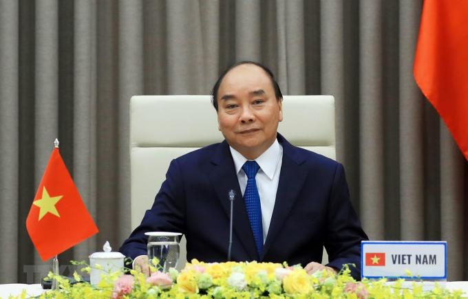 Thủ tướng Chính phủ - Nguyễn Xuân Phúc khẳng định