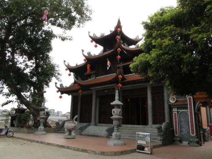 Chùa Thành - một địa chỉ văn hóa lịch sử - du lịch tâm linh nơi biên cương xứ Lạng