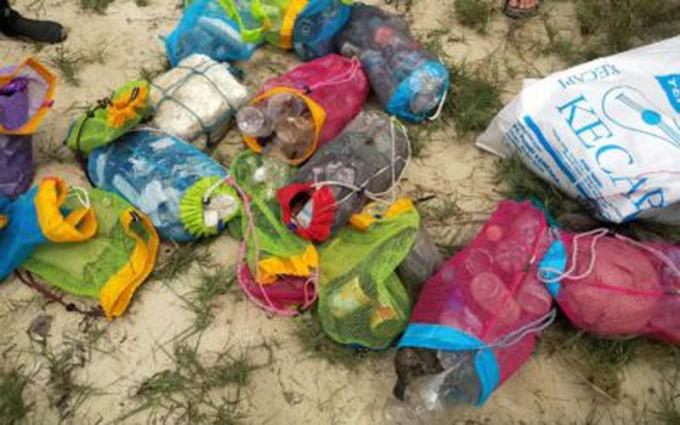 Indonesia là quốc gia thứ 2 thế giới về lượng rác thải nhựa thải ra biển (Ảnh: Urbanlink)