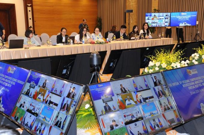 Các bên cho rằng Ấn Độ vẫn luôn là thành viên quan trọng trong đàm phán Hiệp định RCEP.
