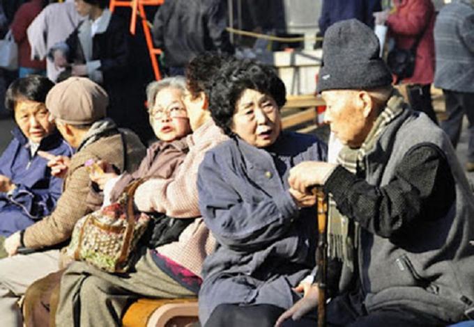Hàn Quốc đối mặt với nỗi lo già hoá dân số.