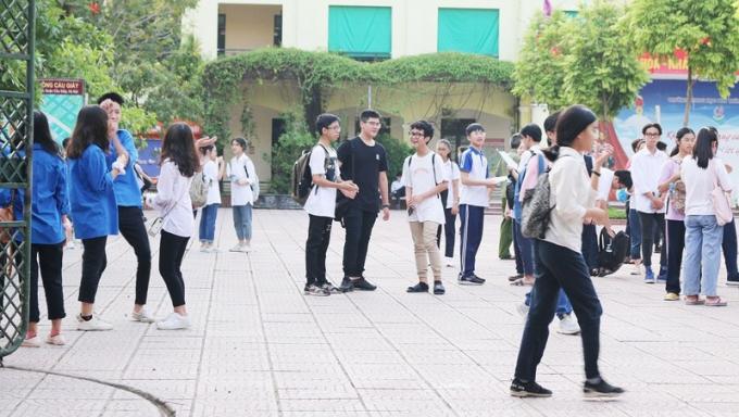 Năm nay, toàn thành phố có hơn 104.000 học sinh tốt nghiệp Trung học cơ sở.