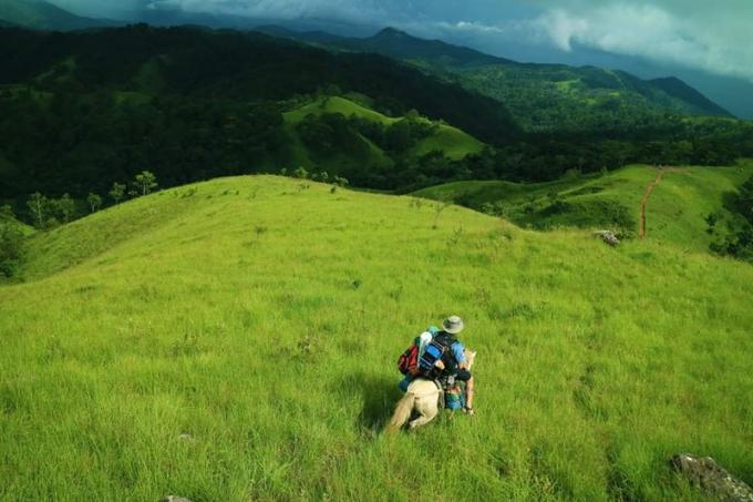 Trải nghiệm thảo nguyên xanh bao la đẹp như một giấc mơ...