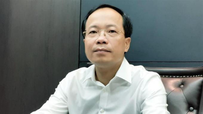 Cục trưởng Nguyễn Duy Lâm: