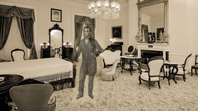 Nhà Trắng mang nhiều câu chuyện huyền bí liên quan đến Tổng thống Lincoln