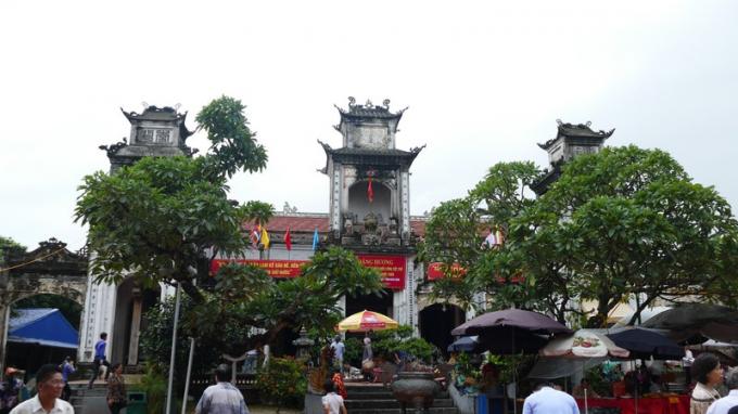 Đền Bảo Lộc đã được công nhận Di tích lịch sử cấp Quốc gia