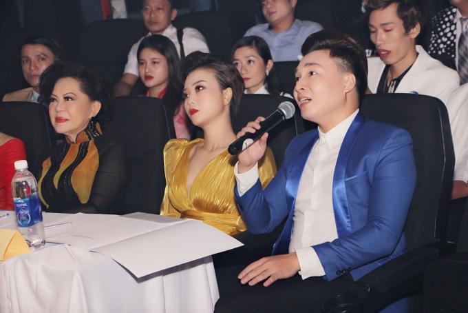 """Quán quân """"Ban nhạc quyền năng"""" Đăng Nguyên bất ngờ với tài năng các thí sinh"""