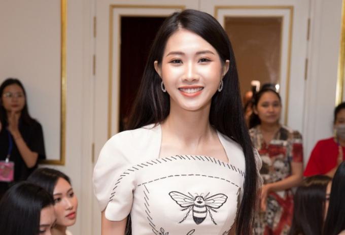 Phạm Thị Ngọc Ánh là một trong những thí sinh nổi bật tại vòng sơ khảo.
