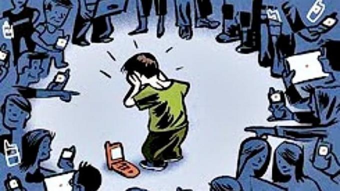 Mạng xã hội gây ra những cái chết tức tưởi.