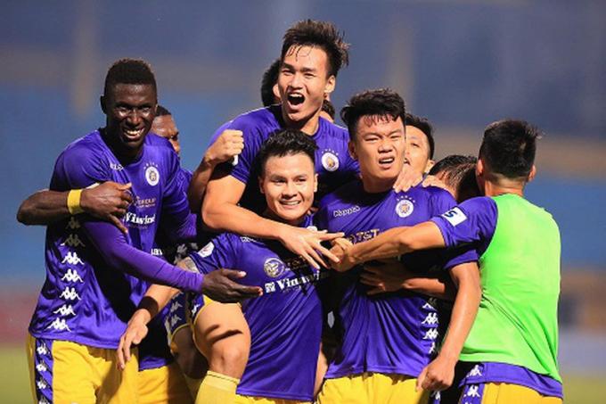 Hà Nội đang đầy tham vọng bảo vệ chức vô địch