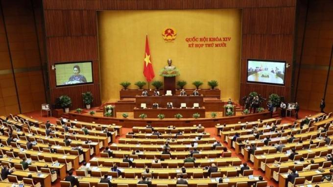 Quốc hội sẽ xem xét phê chuẩn bổ nhiệm 3 thành viên Chính phủ và nhân sự Thẩm phán TANDTC.