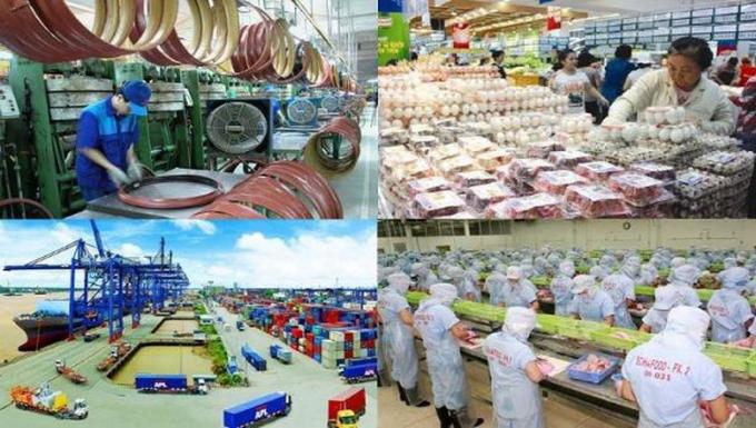 IMF đánh giá cao về tăng trưởng kinh tế Việt Nam và khuyến nghị tiếp tục cải cách. (Hình minh họa)