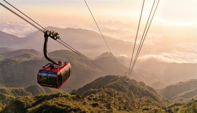 Trong năm 2021, tỉnh Lào Cai cũng sẽ tổ chức hàng loạt chương trình, hoạt động du lịch đặc sắc, mang đậm bản sắc văn hóa dân tộc vùng cao. Ảnh: Quốc Hồng