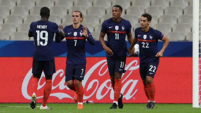 Đội tuyển Pháp đến Euro 2020 với lực lượng rất mạnh.