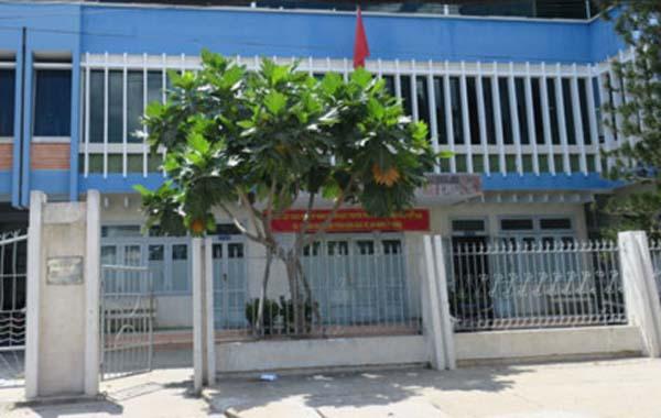 Trụ sở Công ty Khai thác công trình thủy lợi Bình Thuận tại đường Lê Hồng Phong, TP Phan Thiết.