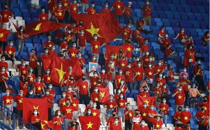 Khán giả đến sân Mỹ Đình sẽ là động lực lớn cho ĐT Việt Nam