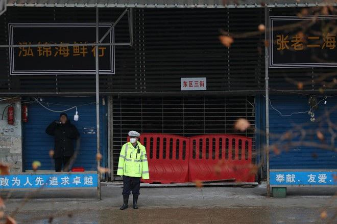 Thành phố Vũ Hán, tỉnh Hồ Bắc, Trung Quốc là tâm dịch Covid-19 đầu tiên trên thế giới (Ảnh: Reuters).
