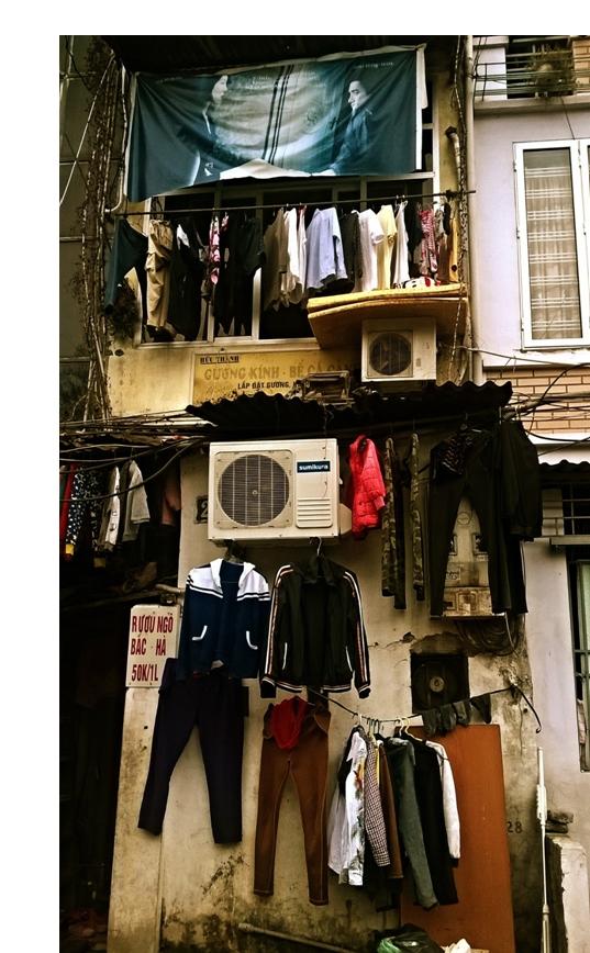 Hà Nội: Cuộc sống trên
