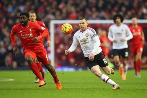 MU toàn thắng Liverpool kể từ khi van Gaal nắm quyền.