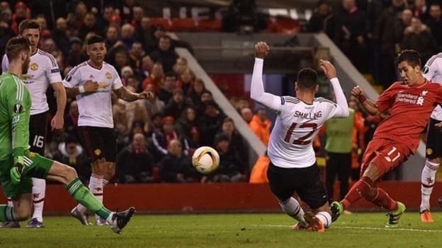 Thua 0-2 trước Liverpool ở lượt đi, MU đối mặt rất nhiều khó khăn ở trận lượt về trên sân nhàOld Trafford.