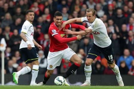 MU được đánh giá thấp hơn Tottenham ở thời điểm hiện tại.