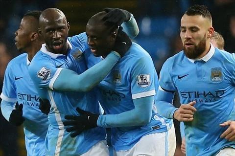 Man City cần một chiến thắng để tiếp tục nuôi hi vọng dự Champions Leaguemùa sau.