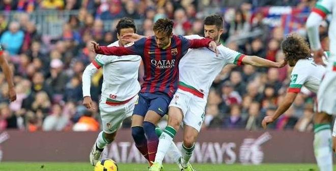 Barcelona bước vào trận đấu với quyết tâm giành chiến thánh để bảo vệ chức vô địch.