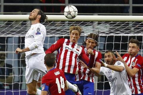 Toàn cảnh Real Madrid – Atletico Madrid: Định đoạt ngôi vương trên chấm 11m