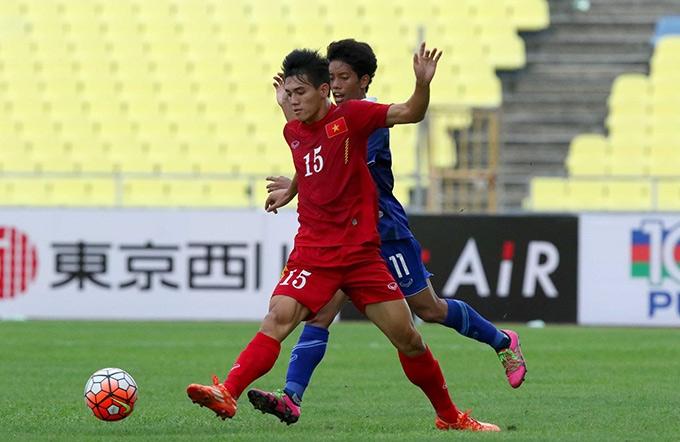 Toàn cảnh U21 Việt Nam vs U21 Singapore: Ngược dòng nghẹt thở sau loạt đá 11m