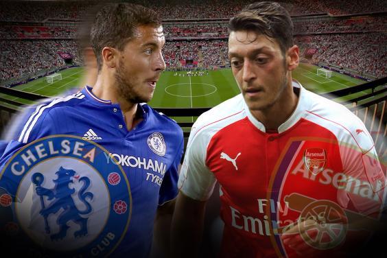 Tâm điểm của vòng 24 Premier League chính là trận derby London giữa Chelsea và Arsenal tại sân Stamford Bridge.